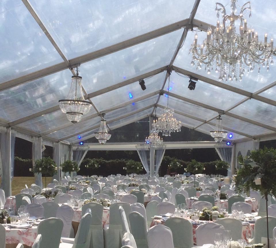 Dekoration Hochzeit Mieten Beleuchtung Zelt N Tig